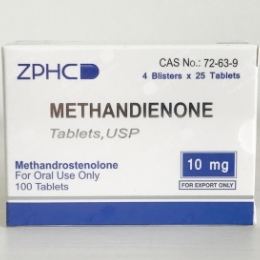 Methandienone
